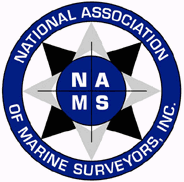 Professional association logo affiliated with Long Bay Marine